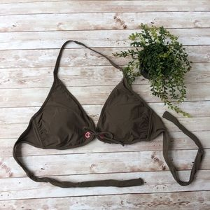 *NEW Gap Body Bikini Top Size XL